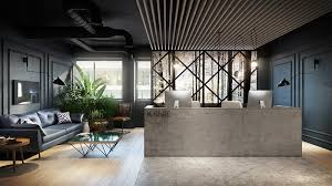 bureau reception 3d design bureau the brickhouse iconic offices launch exciting