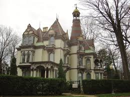13 dramatic gothic victorian homes part 3 unique intuitions