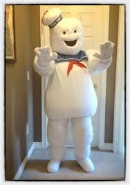 Stay Puft Marshmallow Man Costume Stay Puft Marshmallow Man Halloween Costume Contest At Costume