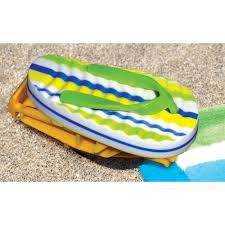 flip flop towel buy towel accessories pillows