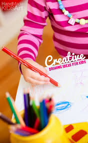back to creative drawing idea for kids kids steam lab
