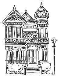 halloween art lesson draw a haunted house creativity connection
