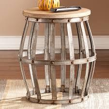 drum tables you u0027ll love wayfair