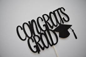 graduation cake toppers graduation cake topper graduation centerpiece congrats grad
