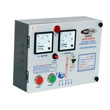 submersible pump starter and panel manufacturer from jaipur
