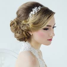 wedding headbands edith pearl bridal headband wedding headband