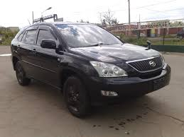 toyota lexus harrier 1998 2006 toyota harrier photos 2 4 gasoline ff cvt for sale