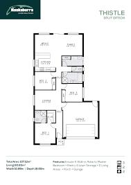 28 floor plans for sloping blocks downward sloping block