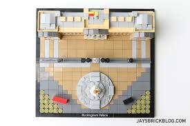 Floor Plan Buckingham Palace Review Lego 21029 Buckingham Palace
