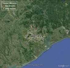 Iah Map Nextgen U2013 Metroplex U2013 Houston