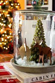 Christmas Moose Home Decor Golden Boys And Me Our Christmas Family Room