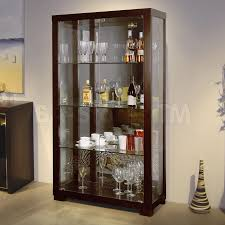 glass door china cabinet 838 00 furniture store shipped free