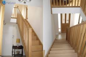 Loft Conversion Stairs Design Ideas Model Staircase Walk On Glass Floor To Loft Conversion Stairs