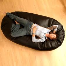 Bean Bag Sofa Bed by Real Leather Bean Bag Sofabed Real Leather Bean Bag Sofabed