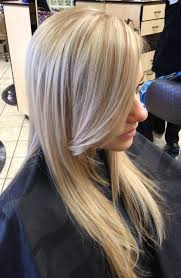 long blonde hair with lowlights by katrinareppert com wow