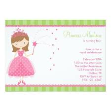 233 best princess birthday party invitations images on pinterest