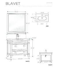 standard mirror sizes for bathrooms standard double vanity dimensions vennett smith com