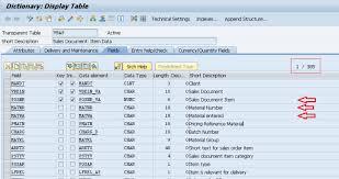 sap document types table creating an sap abap view sap hana tutorial