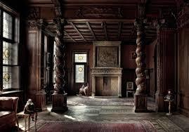 luxury gothic living room on interior design ideas for home design