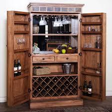 Rustic Bar Cabinet Rustic Oak Bar Armoire Oak Bar Armoire Bar Armoire