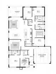 contemporary house plans single story american foursquare characteristics best car garage plans ideas on