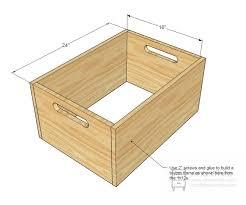 the 25 best toy box plans ideas on pinterest toy storage bins