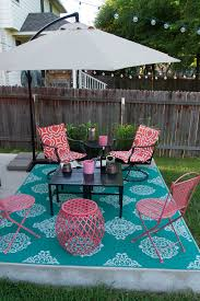 how to spruce up a concrete patio life by lee