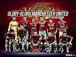 Bola Net Manchester United Football Wallpaper