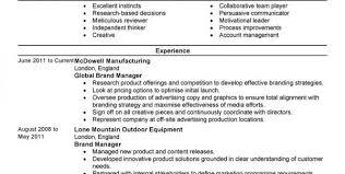 brand manager cover letter brand manager resume manager resume