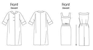 pintucks sewing vintage styles vogue vintage patterns 8686 u0026 8687