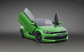 je design sport programme for the vw scirocco widescreen exotic