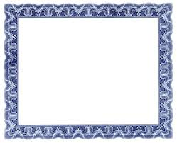 certificate frame free certificate frames template update234 template frame for