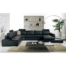 The  Best Black Sectional Ideas On Pinterest Black Couches - Black modern living room sets