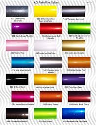 lexus interior color chart colors auto paint paint colours