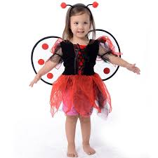 baby kids cute ladybug fairy children u0027s day halloween costumes for