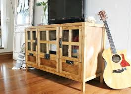 How To Build A Guitar Cabinet by Diy Display Media Console