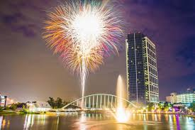 the best 4th of july fireworks shows in texas in 2017 cities