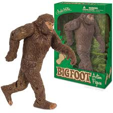 bigfoot glass ornament accoutrements archie mcphee wholesale