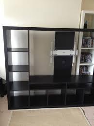 Ikea Lappland Tv Storage Unit Ikea U0027lappland U0027 Tv Stand With Tv Wall Mount U0027uppleva U0027 In Rubery