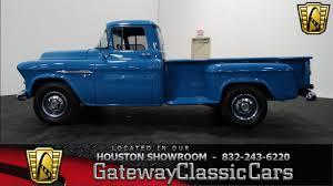 1955 chevrolet 3600 1500 miles glacier blue truck 350 cid v8 700r4