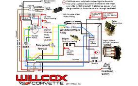 corvette wiper motor wiring diagram corvette wiring diagrams