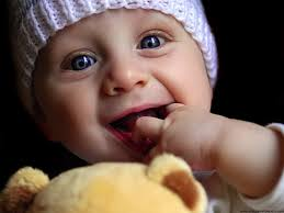 wallpaper cute baby doll cute baby playing doll wallpapers in jpg format for free download