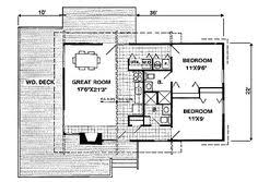 Cozyhomeplans Com 1000 Sq Ft Small House