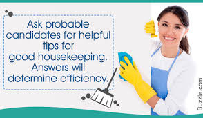 hiring a housekeeper wise advice on how to hire a good and trustworthy housekeeper