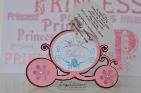princess invitations jingvitations