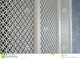 decorative wall partition stock photo image 62309503