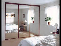 Furniture Design Bedroom Wardrobe Glass Bedroom Wardrobe Doors Youtube
