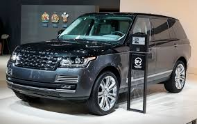 black chrome range rover 2016 range rover svautobiography brings ultimate 4x4 luxury to new