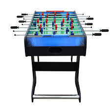amazon com foosball table amazon com hathaway gladiator 48 folding foosball table
