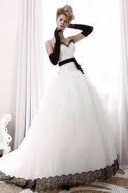black and white wedding dresses wedding dresses with color white wedding dresses with black